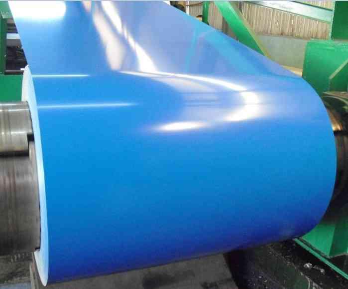 China Prepainted Galvanized & Galvalume Steel(PPGI, PPGL