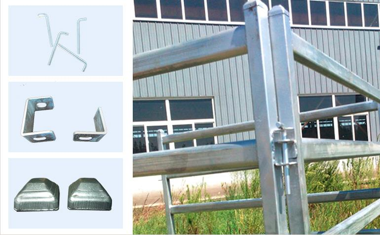 Cattle Rail/Panel/Gate System
