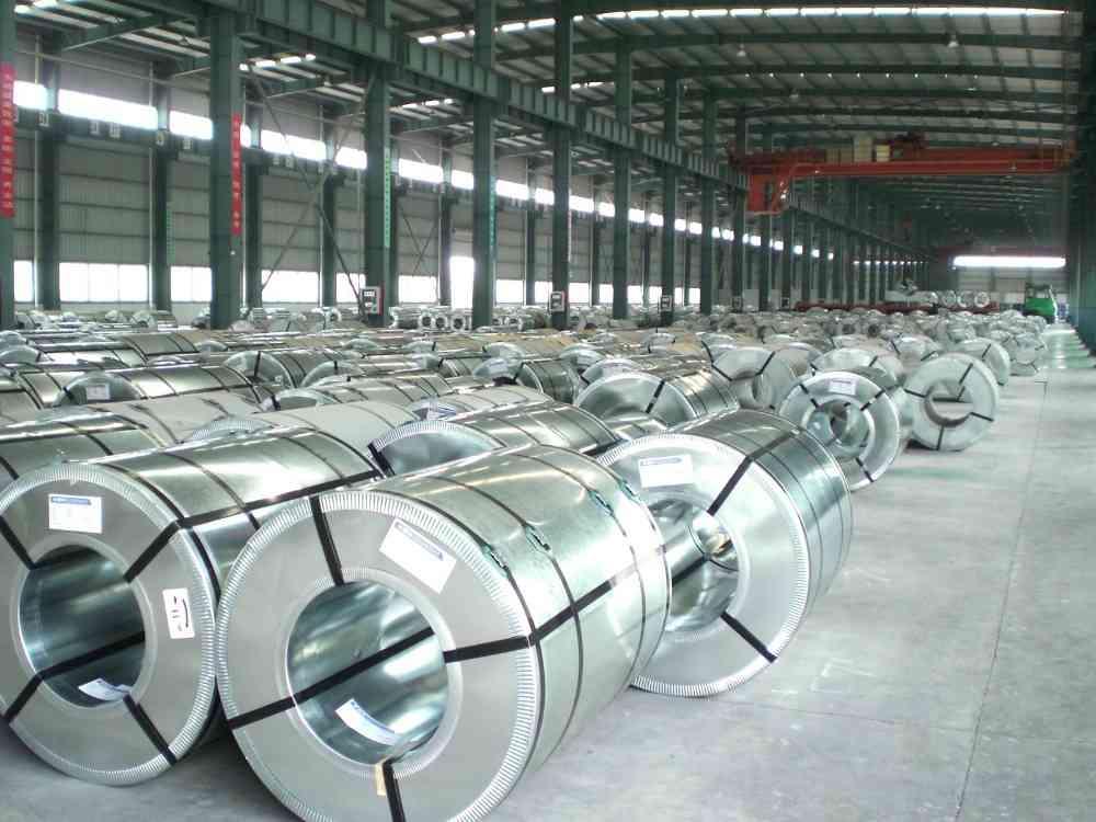 Electrogalvanized Steel Coil Amp Sheet Shanghai Luthan